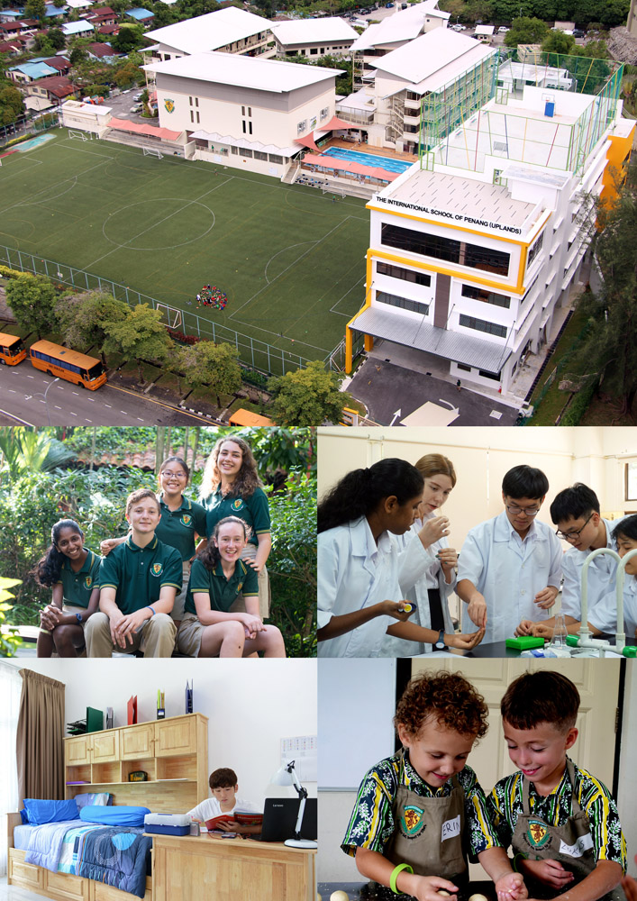 The International School of Penang (Uplands)