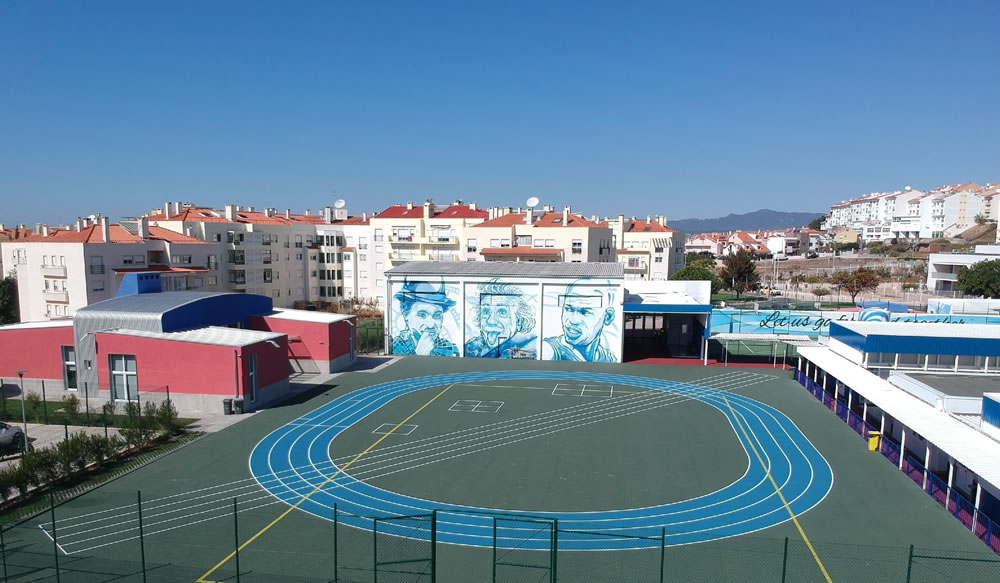 Saint Dominic's International School, Portugal