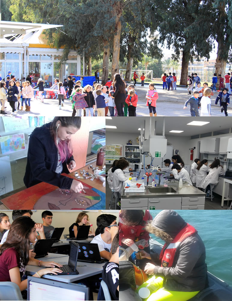 German International School Beirut – IB World Schools Yearbook