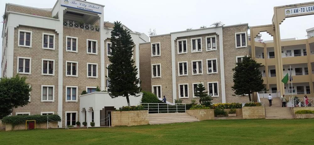 The City School, Capital Campus Islamabad – IB World Schools